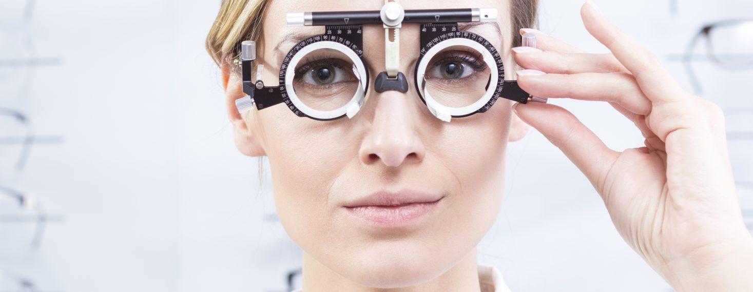 Zbadaj swój wzrok u profesjonalisty!