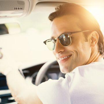 okulary korekcyjne dla kierowcy