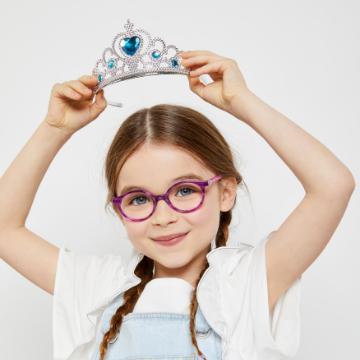 okulary dla dziecka wzrok dziecka badanie wzroku
